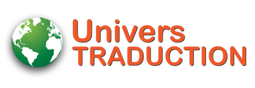 logo agence univers traduction pour la traduction de documents